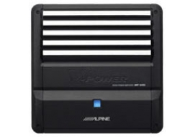Alpine - MRP-M450 - Car Audio Amplifiers