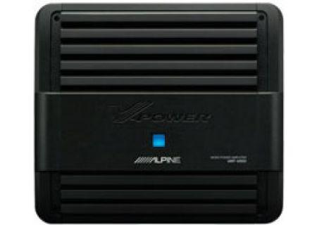Alpine - MRP-M500 - Car Audio Amplifiers