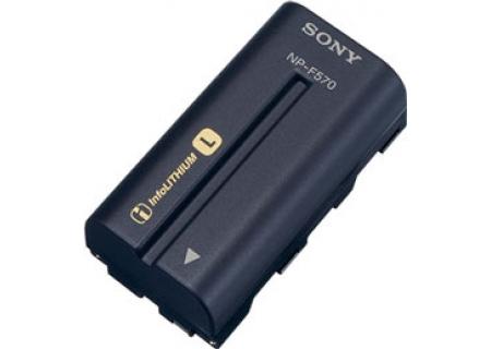 Sony - NPF570 - Camcorder Batteries