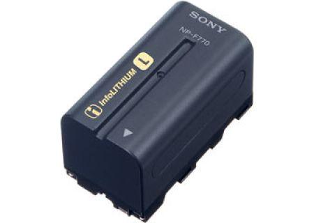 Sony - NPF770 - Camcorder Batteries