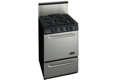 Premier - P24S320BP - Gas Ranges