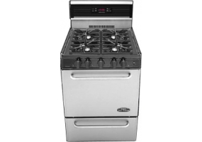 Premier - P24S340BP - Free Standing Gas Ranges & Stoves
