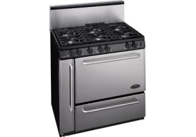 Premier - P36S328BP - Free Standing Gas Ranges & Stoves