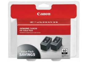 Canon - PG40TBK - Printer Ink & Toner
