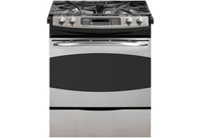 GE - PGS975SEPSS - Slide-In Gas Ranges