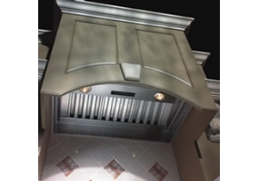 Best - PIK45 - Custom Hood Ventilation
