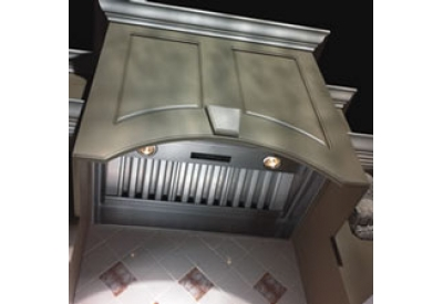 Best - PIK33 - Custom Hood Ventilation