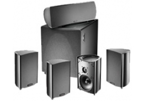 Definitive Technology - PROCIN600B - Home Theater Speaker Packages