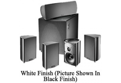 Definitive Technology - PROCIN600W - Home Theater Speaker Packages