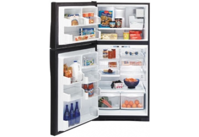 GE - PTS25LHPBB - Top Freezer Refrigerators
