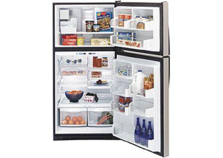GE - PTS25SHSSS - Top Freezer Refrigerators