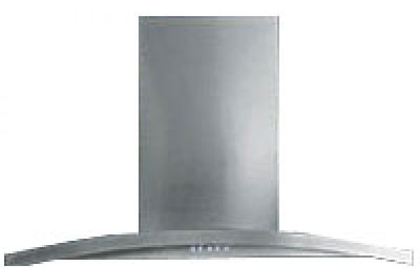"""GE Profile 30"""" Stainless Steel Wall-Mount Hood - PV970NSS"""