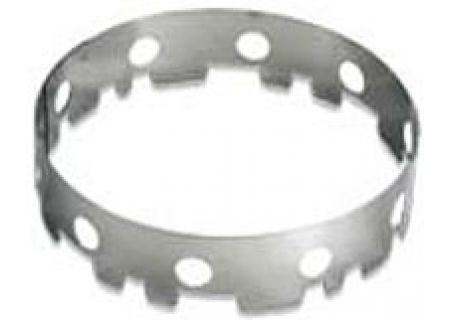 Viking stainless steel wok ring pwrg abt for Viking wok burner