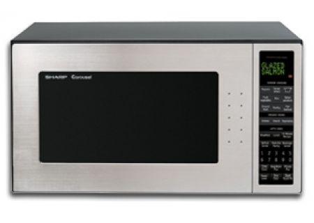 Sharp - R530ES - Countertop Microwaves