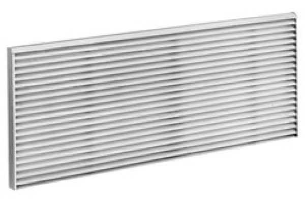Large image of GE Zoneline Aluminum Architectural Outdoor Grille - RAG67