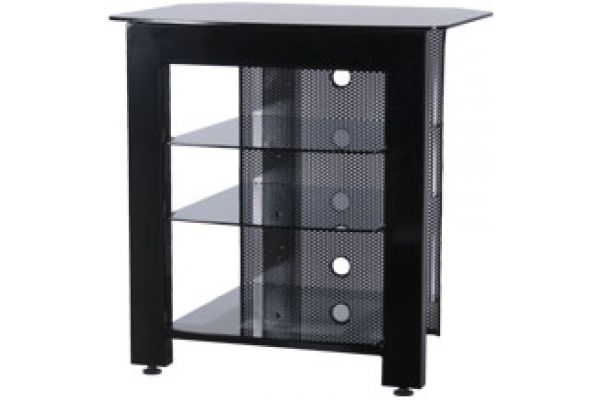 Sanus Black Home Theater TV Stand Black - SFA29B