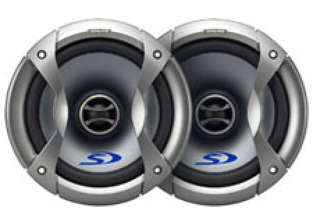 Alpine TypeS Coaxial Way Speakers Grey Finish SPSC - Abt speakers
