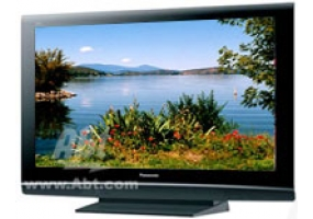 Panasonic - TH-42PZ80Q - Plasma TV