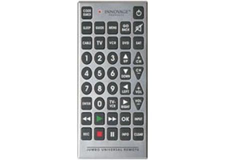 InnovageLax Max Silver Jumbo Universal Remote TR001