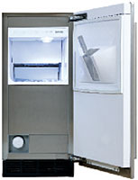 sub zero undercounter machine