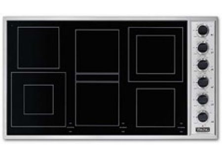 Viking - VECU1666BS - Electric Cooktops