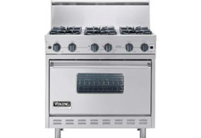 Viking - VGIC3666BSS - Gas Ranges