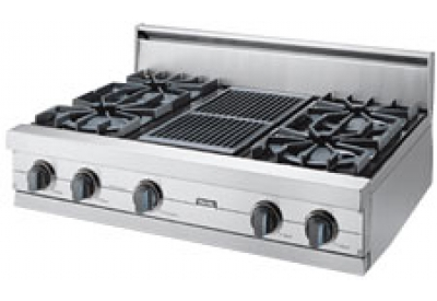 Viking - VGRT421-4Q - Gas Cooktops