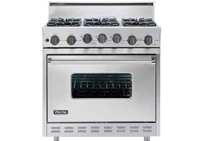 Viking - VGSC3676BSS - Free Standing Gas Ranges & Stoves