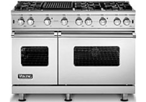 Viking - VGSC5488BSS - Free Standing Gas Ranges & Stoves