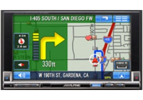 Alpine - IVA-W203/P1 - Car Navigation and GPS