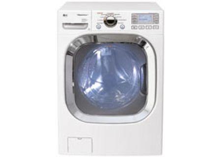 LG - WM3001HWA - Front Load Washing Machines
