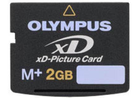 Olympus - XDM2GB - Memory Cards