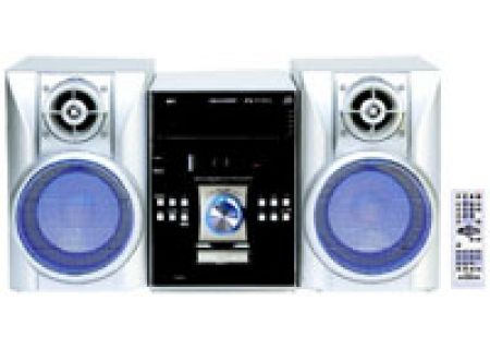 Sharp Shelf Stereo Mini System Xl Uh240 Abt