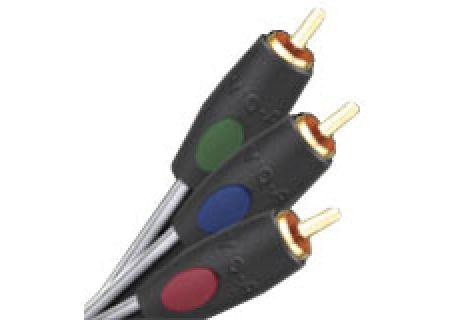 Audioquest - YIQA3M - Component Video Cables