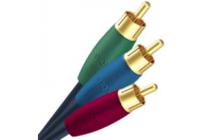 Audioquest - YIQG12M - Component Video Cables