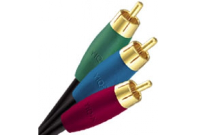 Audioquest - YIQX3M - Component Video Cables