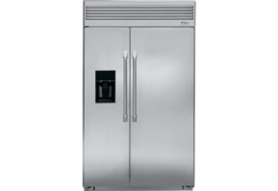 GE Monogram - ZISP480DXSS - Built-In Side-By-Side Refrigerators