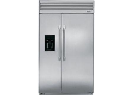Monogram - ZISP480DXSS - Built-In Side-by-Side Refrigerators
