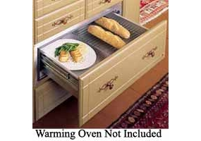 GE Monogram - ZXD27B - Warming Drawers