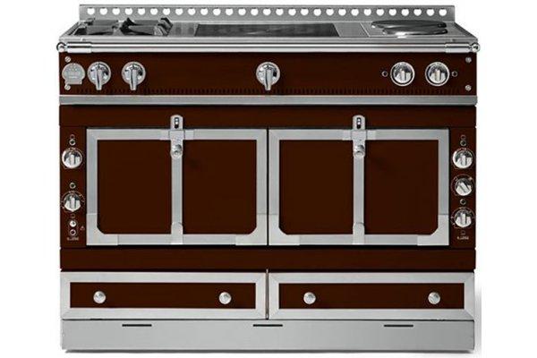 "Large image of La Cornue 48"" G4 Chateau 120 Series Range - G42STANDARD"