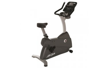 Life Fitness C3 Lifecycle Exercise Bike with Track Connect Console