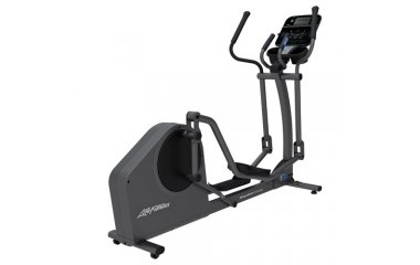 Life Fitness E1 Elliptical Cross-Trainer Machine with Track Console