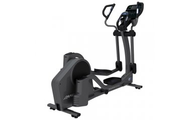 Life Fitness E5 Elliptical Cross-Trainer with Track Connect Console