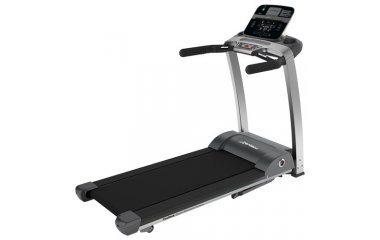 Life Fitness F3 Treadmill with Track Connect Console