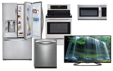 Lg Stainless Steel Refrigerator And Gas Range Abt Com
