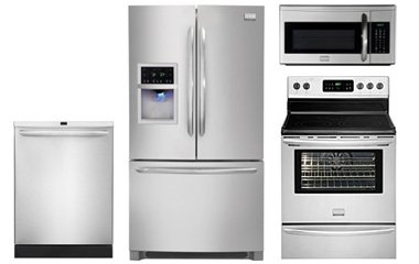 Frigidaire Gallery Series Stainless Steel Appliance