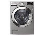 LG Graphite Steel Front Load Steam Washer