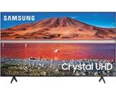 "Samsung 65"" TU7000 Titan Gray Crystal UHD 4K Smart HDTV"