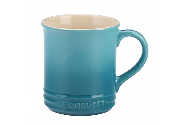Large image of Le Creuset 14 Oz. Caribbean Mug - PG90033AT-0017