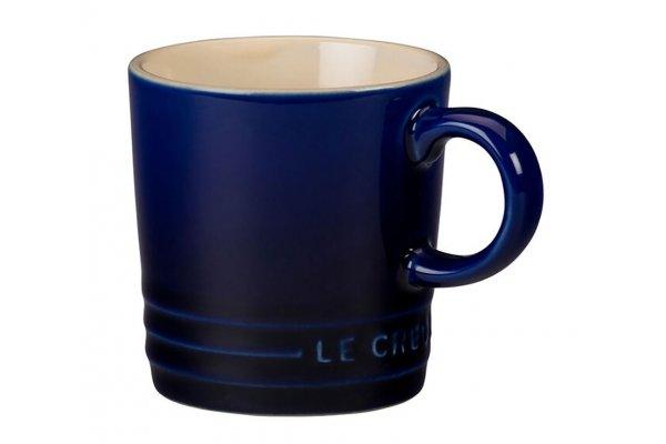 Large image of Le Creuset 3 Oz. Indigo Espresso Mug - PG8005T-0078